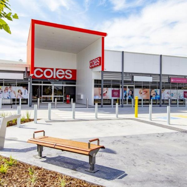 Coles Rochedale and Tenancy Fitout